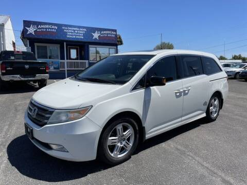 2012 Honda Odyssey for sale at All American Auto Sales LLC in Nampa ID