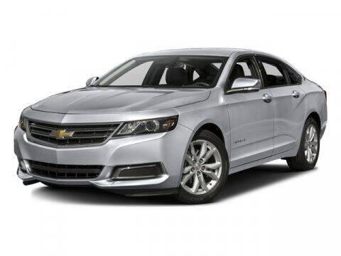 2016 Chevrolet Impala for sale at Suburban Chevrolet in Claremore OK
