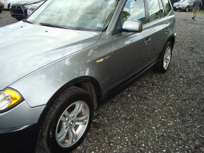 2004 BMW X3 for sale at Branch Avenue Auto Auction in Clinton MD