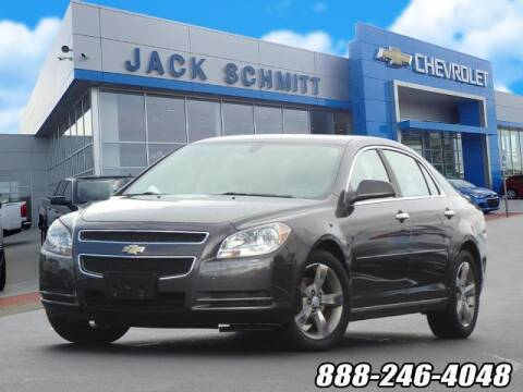 2012 Chevrolet Malibu for sale at Jack Schmitt Chevrolet Wood River in Wood River IL