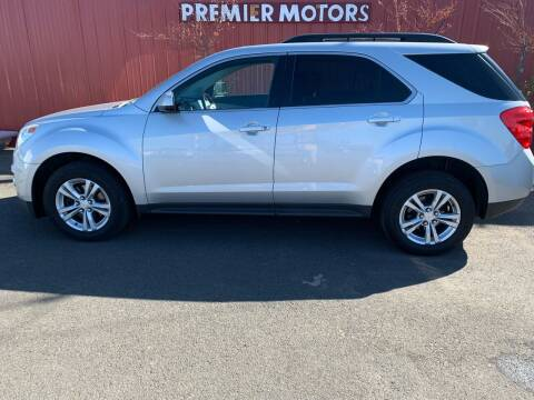 2015 Chevrolet Equinox for sale at PREMIERMOTORS  INC. in Milton Freewater OR
