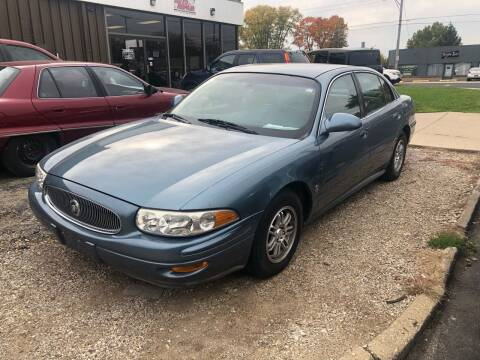 2001 Buick LeSabre for sale at Prospect Auto Mart in Peoria IL