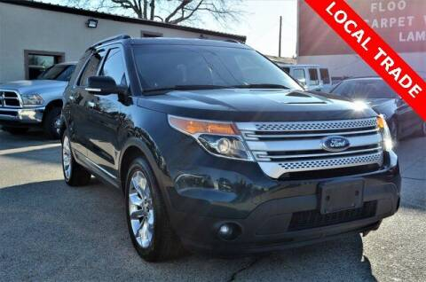 2014 Ford Explorer for sale at LAKESIDE MOTORS, INC. in Sachse TX