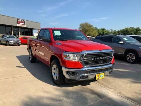 2021 RAM Ram Pickup 1500 for sale at KIAN MOTORS INC in Plano TX