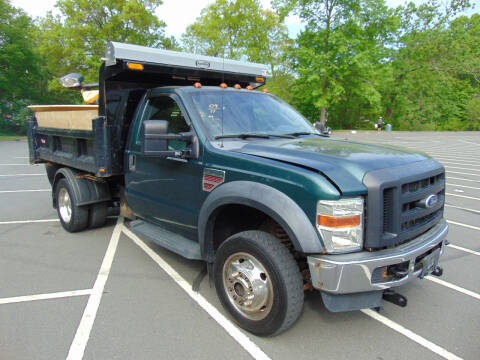 2009 Ford F-450 Super Duty for sale at Lakewood Auto in Waterbury CT