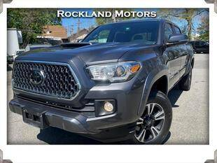 2018 Toyota Tacoma for sale at Rockland Automall - Rockland Motors in West Nyack NY