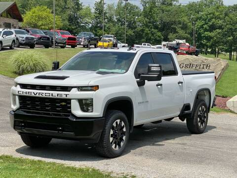 2020 Chevrolet Silverado 2500HD for sale at Griffith Auto Sales in Home PA