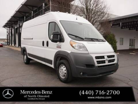 2014 RAM ProMaster Cargo for sale at Mercedes-Benz of North Olmsted in North Olmstead OH