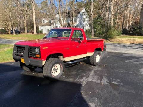 1981 Ford F-100 for sale at Classic Car Deals in Cadillac MI