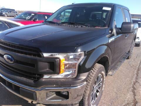 2018 Ford F-150 for sale at Government Fleet Sales in Kansas City MO