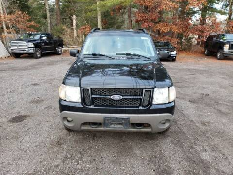 2003 Ford Explorer Sport Trac for sale at 1st Priority Autos in Middleborough MA