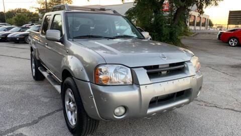 2004 Nissan Frontier for sale at PRESTIGE AUTOPLEX LLC in Austin TX