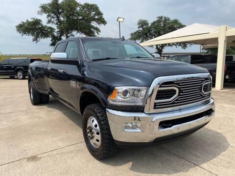 2016 RAM Ram Pickup 3500 for sale at Thornhill Motor Company in Hudson Oaks, TX