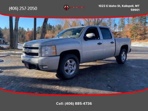 2009 Chevrolet Silverado 1500 Hybrid for sale at Auto Solutions in Kalispell MT