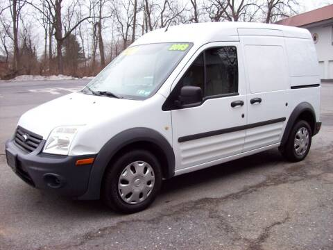 2013 Ford Transit Connect for sale at Clift Auto Sales in Annville PA