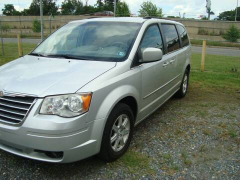2010 Chrysler Town and Country for sale at Branch Avenue Auto Auction in Clinton MD