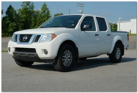 2019 Nissan Frontier for sale at WHITE MOTORS INC in Roanoke Rapids NC