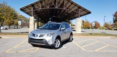 2014 Toyota RAV4 for sale at D&C Motor Company LLC in Merriam KS