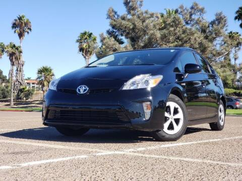 2015 Toyota Prius for sale at Masi Auto Sales in San Diego CA