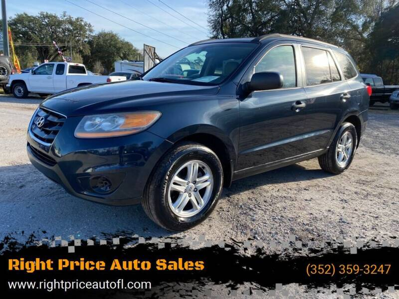 2011 Hyundai Santa Fe for sale in Gainesville, FL