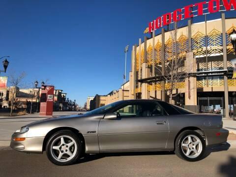 2001 Chevrolet Camaro for sale at Beaton's Auto Sales in Amarillo TX