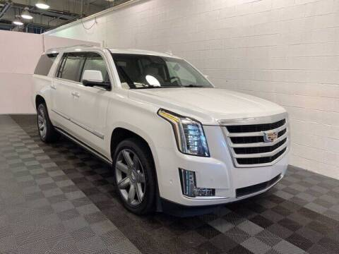 2017 Cadillac Escalade ESV for sale at Hickory Used Car Superstore in Hickory NC