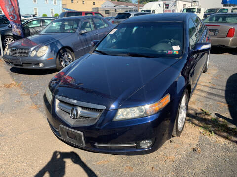 2007 Acura TL for sale at Harrisburg Auto Center Inc. in Harrisburg PA