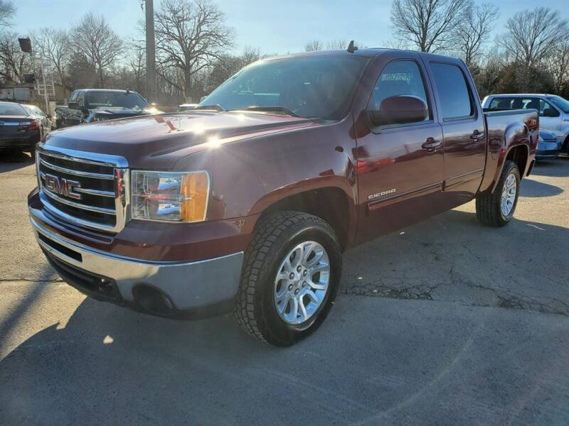 2013 GMC Sierra 1500 for sale at Southern Auto Exchange in Smyrna TN