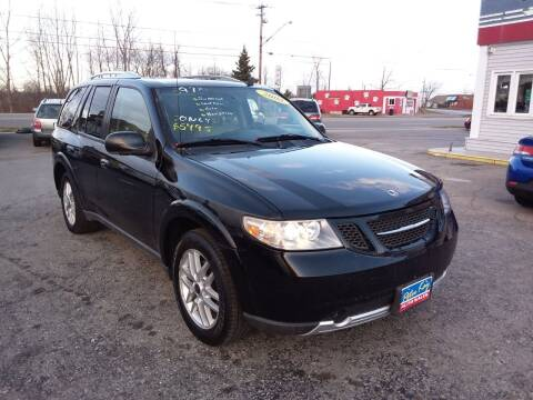 2008 Saab 9-7X for sale at Peter Kay Auto Sales in Alden NY