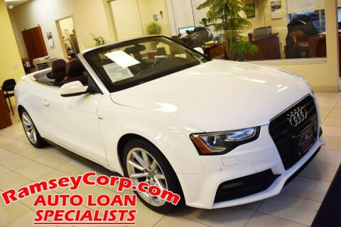 2017 Audi A5 for sale at Ramsey Corp. in West Milford NJ