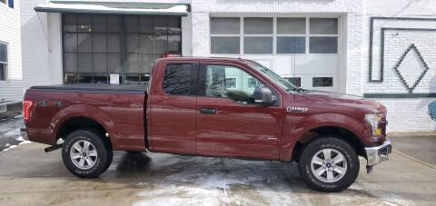 2015 Ford F-150 for sale at Carroll Street Auto in Manchester NH