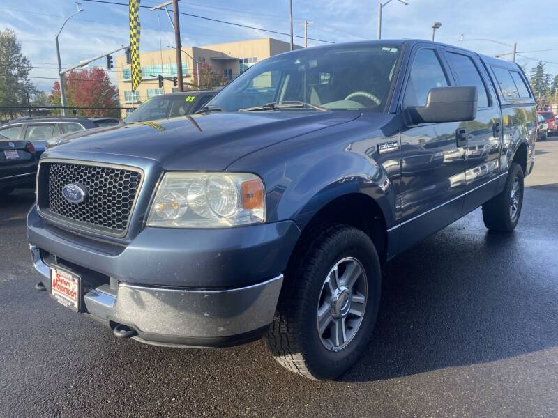 2005 Ford F-150 for sale at Salem Motorsports in Salem OR