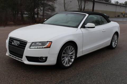 2011 Audi A5 for sale at Imotobank in Walpole MA