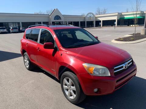 2007 Toyota RAV4 for sale at Aman Auto Mart in Murfreesboro TN