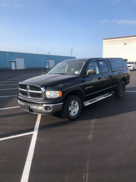 2004 Dodge Ram Pickup 1500 for sale at Prime Auto Sales in Rogers MN