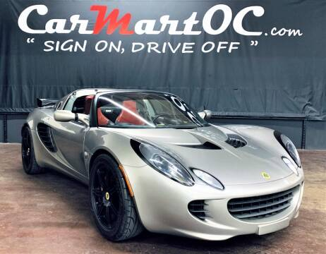 2005 Lotus Elise for sale at CarMart OC in Costa Mesa, Orange County CA