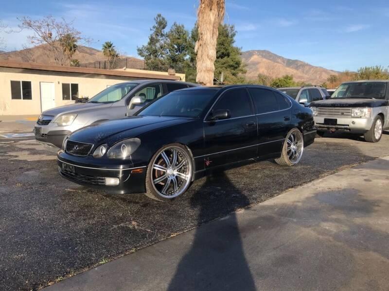 1999 Lexus GS 300 for sale at RN AUTO GROUP in San Bernardino CA