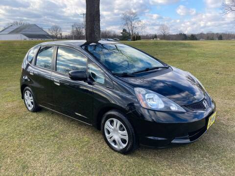 2011 Honda Fit for sale at Good Value Cars Inc in Norristown PA