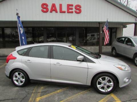 2014 Ford Focus for sale at Eagle Auto Center in Seneca Falls NY