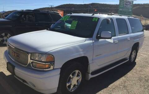 2004 GMC Yukon XL for sale at Hilltop Motors in Globe AZ
