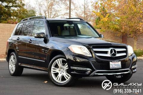 2013 Mercedes-Benz GLK for sale at Galaxy Autosport in Sacramento CA