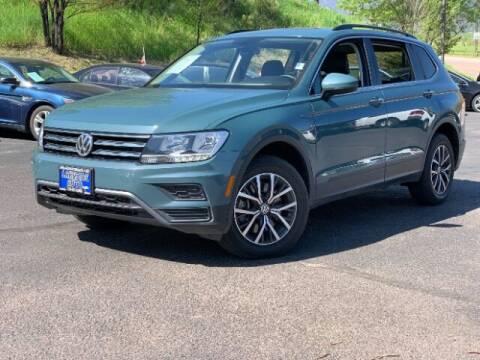 2019 Volkswagen Tiguan for sale at Lakeside Auto Brokers Inc. in Colorado Springs CO