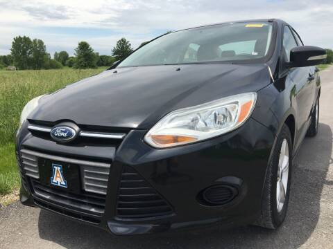 2013 Ford Focus for sale at Nice Cars in Pleasant Hill MO