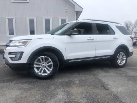 2016 Ford Explorer for sale at Beckham's Used Cars in Milledgeville GA