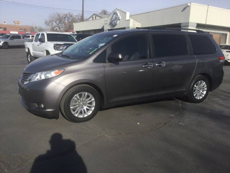 2014 Toyota Sienna for sale at Beutler Auto Sales in Clearfield UT