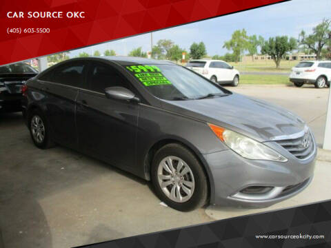 2011 Hyundai Sonata for sale at Car One in Warr Acres OK