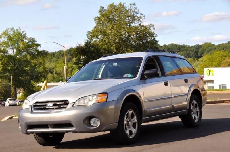 2007 Subaru Outback for sale at T CAR CARE INC in Philadelphia PA