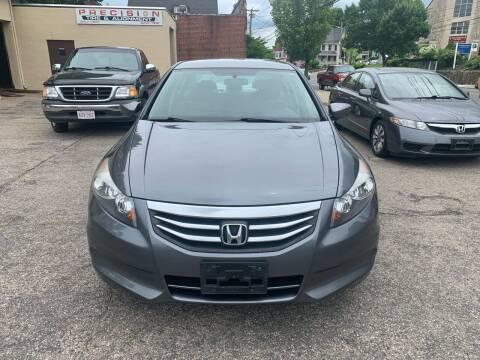 2012 Honda Accord for sale at Arlington Auto Brokers in Arlington MA