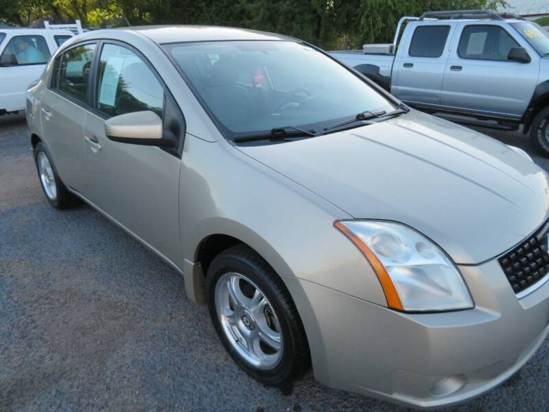 2009 Nissan Sentra for sale at The Car Shack in Corpus Christi TX