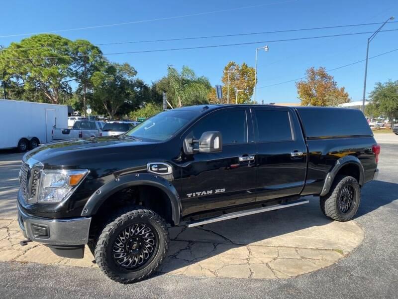2017 Nissan Titan XD for sale at Blum's Auto Mart in Port Orange FL